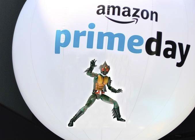 Amazonプライムデー 7月16日